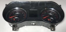2011-2012 DODGE CHARGER INSTRUMENT CLUSTER UNKNOWN MILEAGE OEM