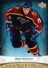 2005-06 UD Artifacts Pewter #4 Dany Heatley