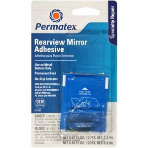 PERMATEX REAR VIEW MIRROR ADHESIVE 765-1184 Automotive Truck Car Vehicle 81844