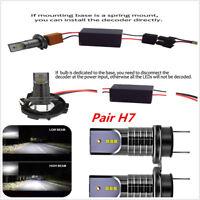 H7 30000LM 6000K 110W Car LED Headlight Kit Conversion Bright Lamp Bulbs Beam x2