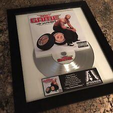 The Game The Documentary Platinum Record Disc Album Music Award MTV Grammy RIAA