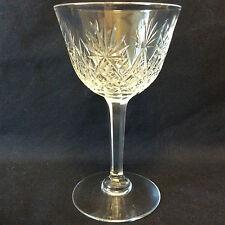 verre en cristal hauteur ±12,5 cm Val Saint-Lambert BELGIË