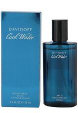 Cool Water by Davidoff Mild Deodorant Spray 2.5 oz./ 75 ml. for Men