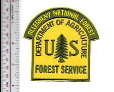 National Forest USFS Pennsylvania Allegheny National Forest Marienville, PA