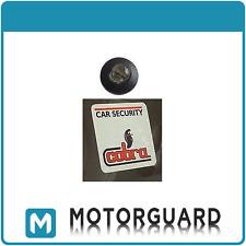 Alarma de automóvil ficticia 12v Led Con 2 Cobra ventana Stickers