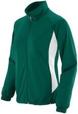 Augusta Ladies' Medalist Jacket XL DK GREEN/WHITE