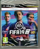 FIFA 19 Legacy Edition  'New & Sealed'   *PS3*