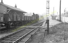 Silverdale Railway Station Photo. Stoke - Keele. North Staffordshire Railway (2)