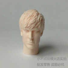"""Free Shipping 1/6 scale Custom blank Head Sculpt Justin Bieber unpainted for 12"""""""