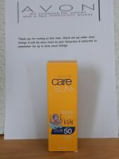 BNIB Avon Care Sun+ Multivitamin Kids' Sun Cream SPF50 FREE P&P