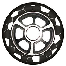 100mm x 88a YAK FA Double-Sided Metalcore Scooter Wheels - 2 Wheels With Bearing