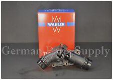 BMW E46 Engine Cooling Thermostat Gasket Internal Sensor Housing WAHLER German