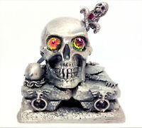 "MYTH AND MAGIC  "" The Tortured Skull ""  -  6204  - Figura Vintage 1995"