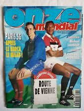 Onze Mondial French Football Magazine - April 1995