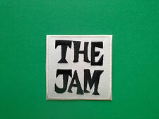 HEAVY METAL PUNK ROCK MUSIC SEW ON / IRON ON PATCH:- THE JAM (a) PAUL WELLER