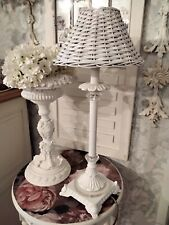 Gorgeous Vintage Refurbished Laura Ashley French Rococo   Lamp