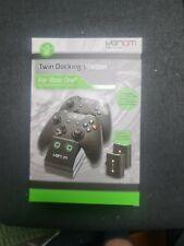 Xbox one charging dock venom & Batteries