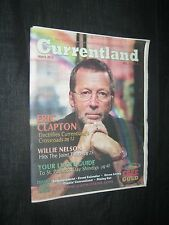 March 2013 Eric Clapton Cover & Story Okla Music Mag 79 pages Rocklahoma