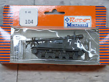 Roco / Herpa  Minitanks (NEW) Modern US M-40 Self Propelled 155mm Gun Lot #816