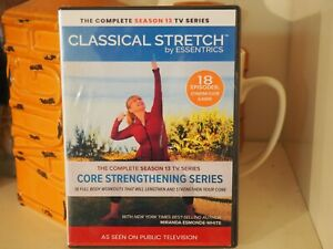 Classical Stretch Season 13 Core Strengthening 3 DVD Set (Quick Shipping!!!)