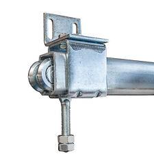 Hallentor Scheunentor Länge 4 m geteilt bis 150 kg Wh Rolltor Schiebetor hängend