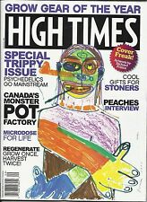 HIGH TIMES SEPTEMBER 2016 MAGAZINE GROW GEAR OF THE YEAR - SPECIAL TRIPPY ISSUE