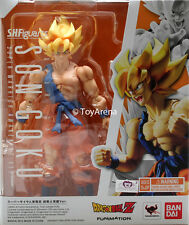 S.H. Figuarts Dragonball Z Kai Super Saiyan Son Goku Super Warrior Awakening Ver