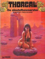 THORGAL 17 - DE SLEUTELBEWAARSTER - Rosinski - van Hamme