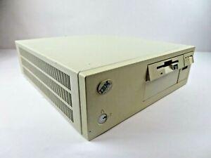 Vintage IBM PS/2 Model 56 Desktop PC 486SLC2 50MHz 12MB RAM 200MB HDD