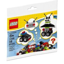 Lego Robot/Vehicle Free Builds Polybag 30499 - New Sealed 1st Class Delivery