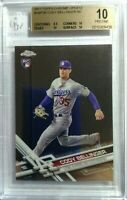 Cody Bellinger 2017 Topps Chrome Update Rookie RC BGS 10 PRISTINE RARE RC HOT RC