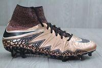 20 RARE Nike Hypervenom Phantom II FG Bronze Soccer Cleats Sz 8 747213 903