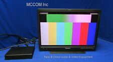 """Panasonic BT-LH2550 25.5"""" LCD Color Monitor  w/ 30,153 hrs, power supply"""