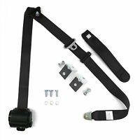 Retractable Front Shoulder Seat Belt Jeep CJ YJ Wrangler 82-95 3 Point SafTboy