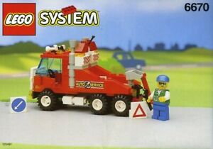 LEGO Town Rescue Rig (6670)