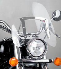 Windschild Puig Honda Shadow VT 125 C 01-07 Custom Chopper