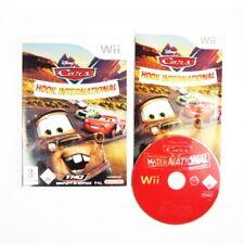 Nintendo Wii Spiel DISNEY PIXAR CARS - HOOK INTERNATIONAL in OVP mit Anleitung