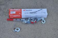 Ingersoll-Rand P15H 1/2 Ton 15' Steel Cable Roughneck Manual Ratchet Puller