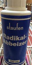 Staufen Radikalabbeizer 750ml 2K Abbeizer Farbabbeizer Farbentferner