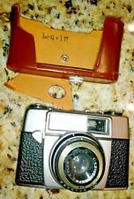 Vintage AGFA SILETTE I 35mm Camera w/ 45mm f2.8 COLOR AGNAR Lens Works