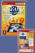 CD-Rom - Jeux. Kakuro, 2006.
