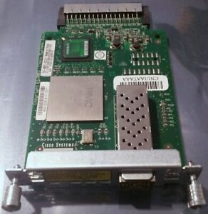 Cisco HWIC-1GE-SFP Module - 6 month Warranty
