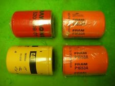 4 HYDRAULIC ENGINE OIL FILTER 1R-0734 P1653A 520-509/01