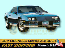 1982 1983 1984 Chevrolet Camaro Z28 Decals & Stripes Kit