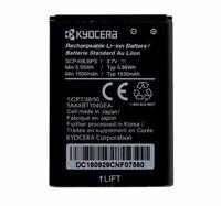 Genuine OEM Kyocera SCP-69LBPS Replacement 1500mAh Battery DuraXTP DuraXE DuraXA