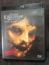 Texas chainsaw massacre blu ray Deutsch , Unrated,  the beginning