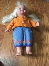 "2001 Mattel 16"" Kelly Baby Doll"