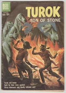 Turok Son of Stone #20 June 1960 VG