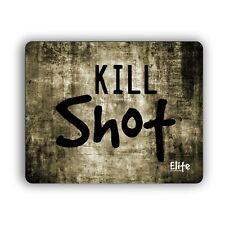 Elite Kill Shot Gaming Mouse Pads