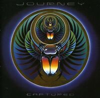 Journey - Captured: Live [New CD]